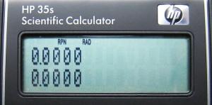 RPN_hp35液晶画面